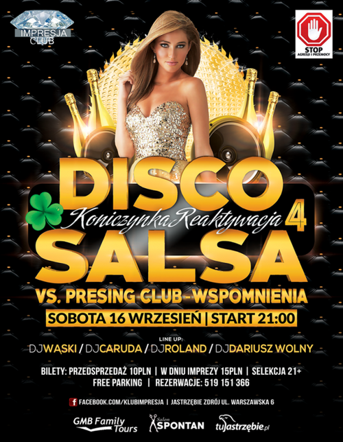 disco-salsa
