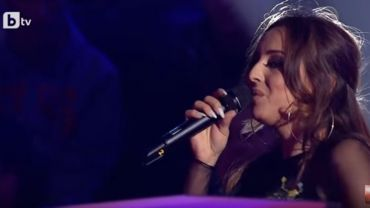 Paulina Goranov w kolejnym etapie The Voice of Bulgaria