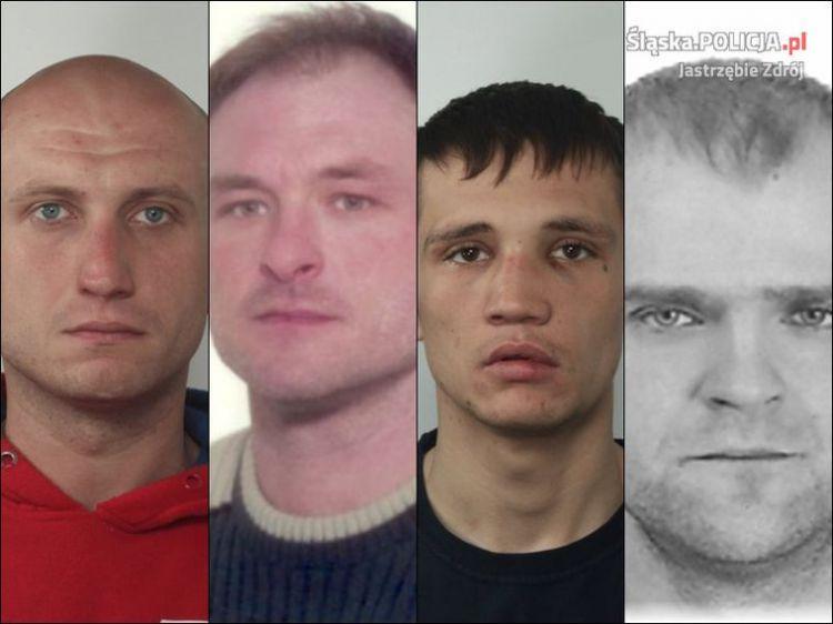 Nowe osoby znalazły się w galerii poszukiwanych