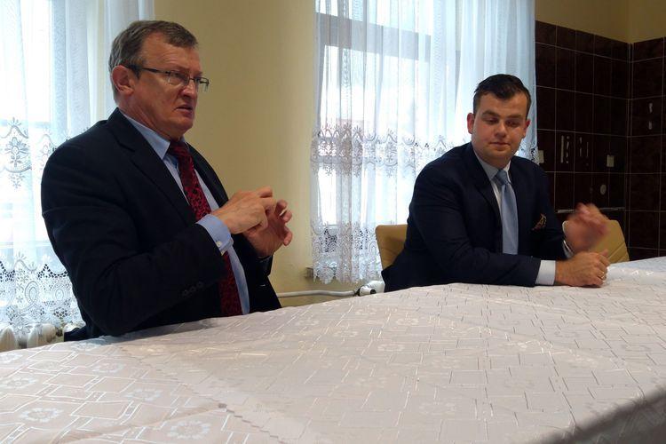 Tadeusz Cymański w Jastrzębiu-Zdroju - to może zgubić PiS