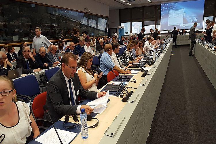 Miasto Jastrzębie-Zdrój reprezentuje region podczas rozmów w Brukseli