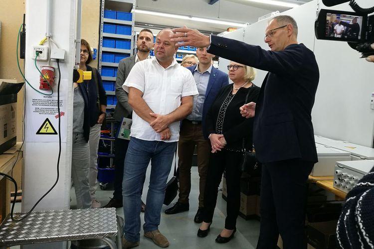 Sukces misji gospodarczej w Niemczech