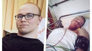 Czas ucieka, rak nie czeka! 19-letni Dawid walczy o życie