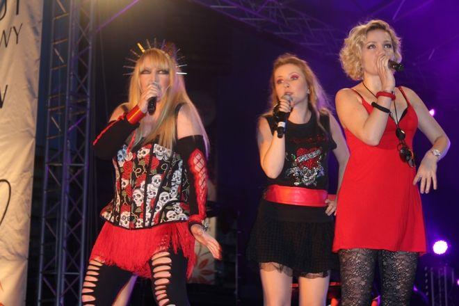 Maryla Rodowicz wystąpiła w Jastrzębiu już w 2011 roku podczas Pikniku JSW