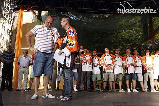 Jednym z klubów sportowych, do którego trafiają pieniądze z miejskiej kasy jest JHK GKS Jastrzębie