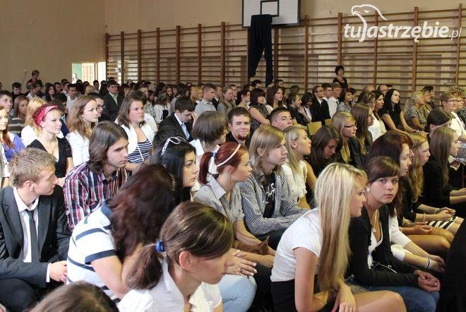 Uczniowie z Zespołu Szkół nr 3 w Jastrzębiu-Zdroju