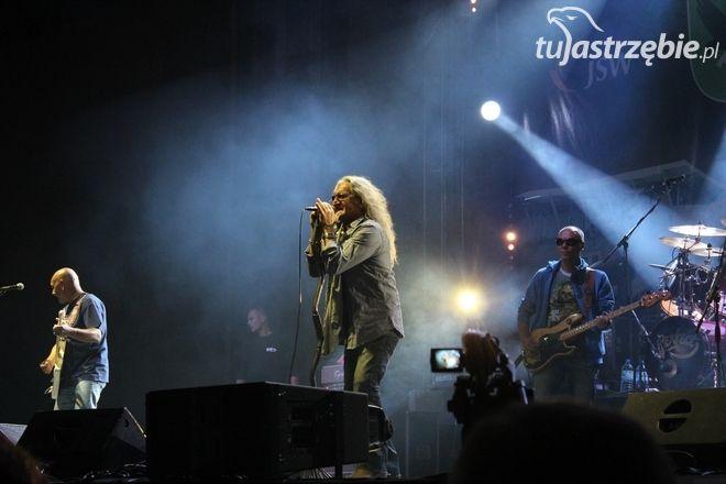 Koncert zespołu Perfect był pierwszym, jaki odbył się na zmodernizowanej hali widowiskowo-sportowej