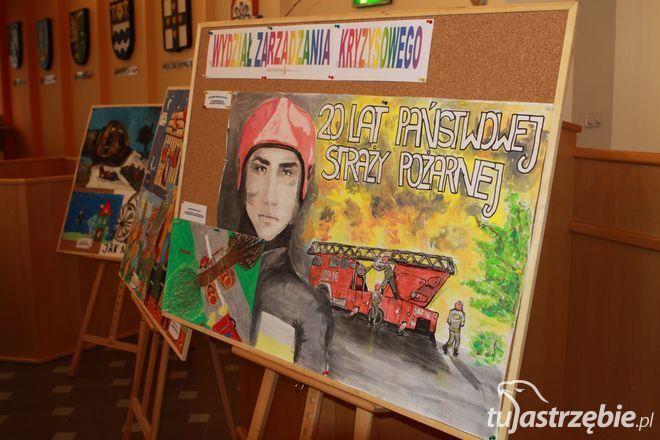 Straż pożarna z perspektywy młodych, Materiały prasowe