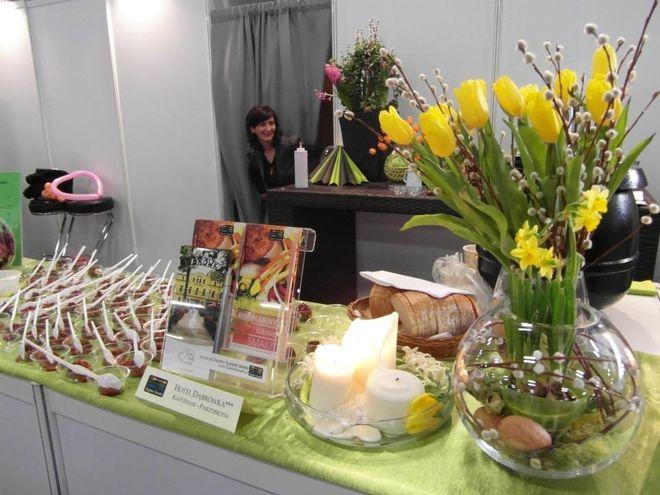 Dąbrówka zaprezentowała się na międzynarodowych targach, Hotel Dąbrówka