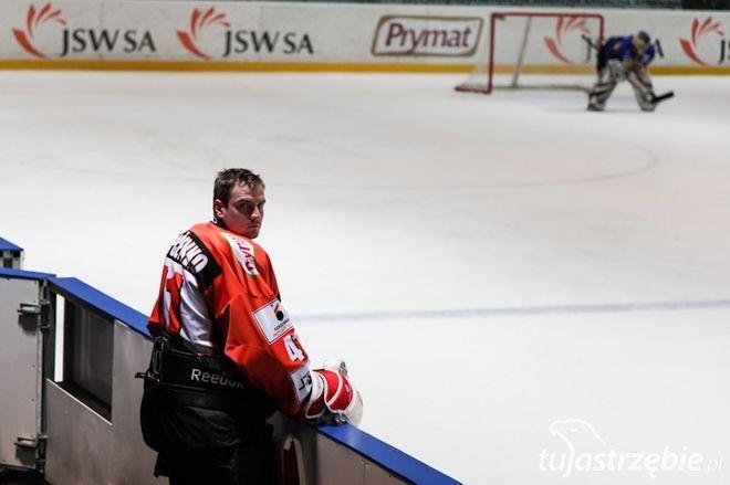 Robert Slipczenko nie stanie już w bramce JKH