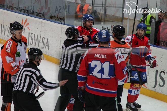 Hokej: JKH demoluje Polonię Bytom, Andrzej Klocek