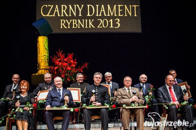 Laureaci Nagrody Czarny Diament 2013