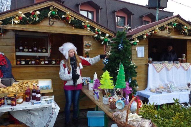 Pawłowice zapraszają wystawców na jarmark bożonarodzeniowy,