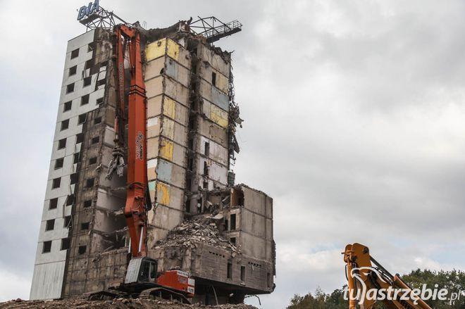 """Hotel Diament: z """"kolosa"""" zostało już niewiele, Andrzej Klocek"""