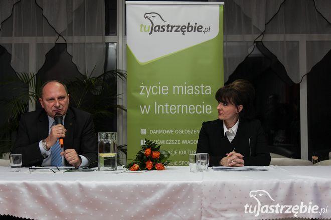 Debata prezydencka. Trzy ważne sprawy dla Jastrzębia. Jakie propozycje mieli kandydaci?, Andrzej Klocek