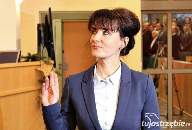 Anna Hetman zaprzysiężona na prezydenta Jastrzębia-Zdroju, pww