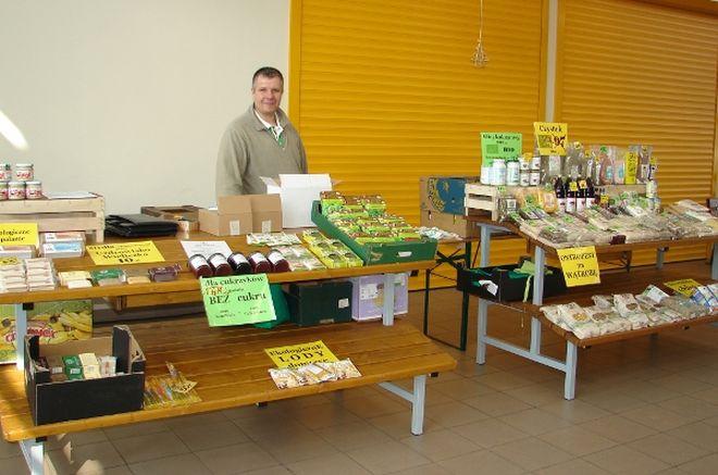Za nami pierwsza sobota handlowa na targu ekologicznym, UG w Pawłowicach