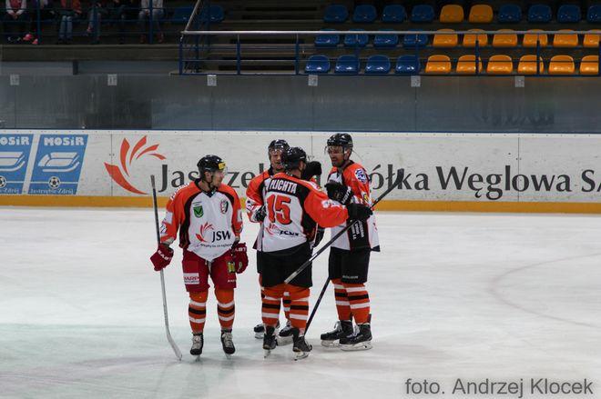 JKH: zwycięstwo w sparingu po rzutach karnych, Andrzej Klocek