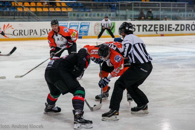 JKH GKS Jastrzębie przegrał na Jastorze 3:6 z liderem, GKS-em Tychy.