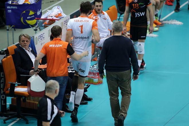 Jastrzębski Węgiel porażką z Effectorem Kielce zakończył sezon zasadniczy siatkarskiej Plus Ligi. W play-offach będzie bronił 7. lokaty