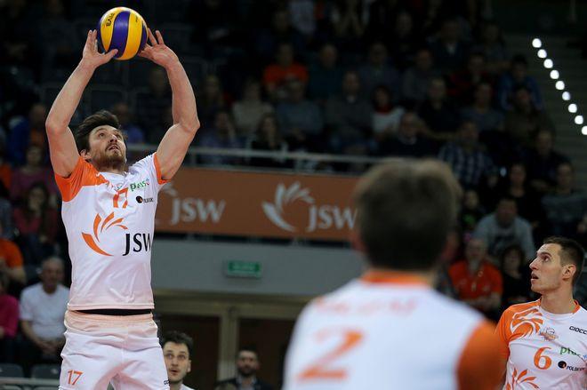 Jastrzębski Węgiel po zwycięstwie nad AZS-em Politechniką Warszawską zakończył sezon 2015/2016 na 7. miejscu