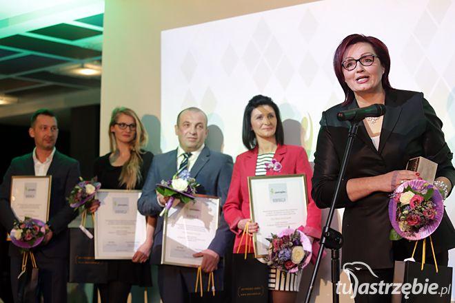 Nagrodę w kategorii Biznes otrzymała Teresa Jonas