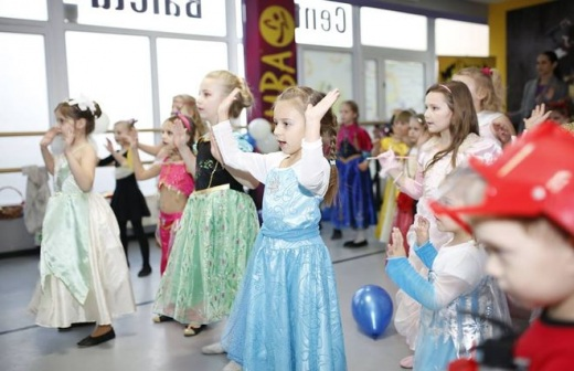 Bal karnawa�owy w Dance Passion