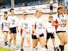 Młodzi siatkarze z jastrzębskich szkół wzięli udział w Mistrzostwach Polski Orlik Volleymania 2016