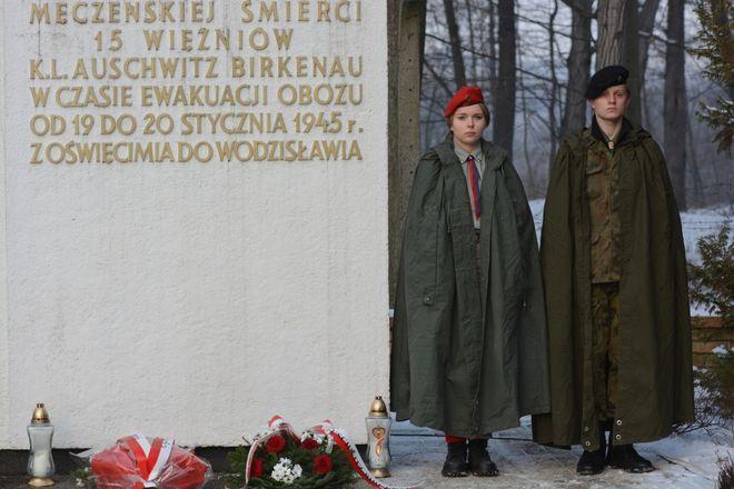 Rajdem uczcili pamięć zesłanych w miejsca kaźni, UM w Jastrzębiu-Zdroju
