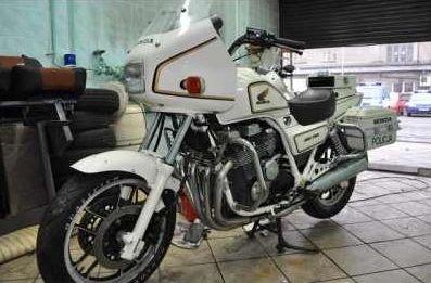 WOŚP: licytuj policyjny motocykl i narty K. Stocha, materiały prasowe