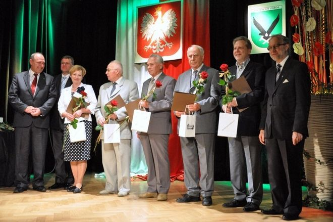 Dotychczasowi przewodniczący Rady Miasta Jastrzębie-Zdrój