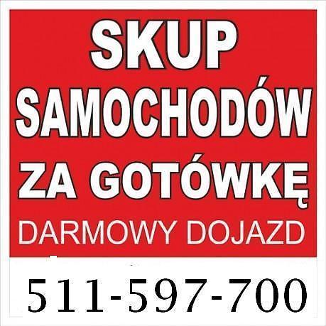 SKUP SAMOCHODOW KAZDY STAN AUTO-SKUP GOTOWKA NAJLEPIEJ OPEL CORSA,ASTRA,ZAFIRA I INNE 511727897