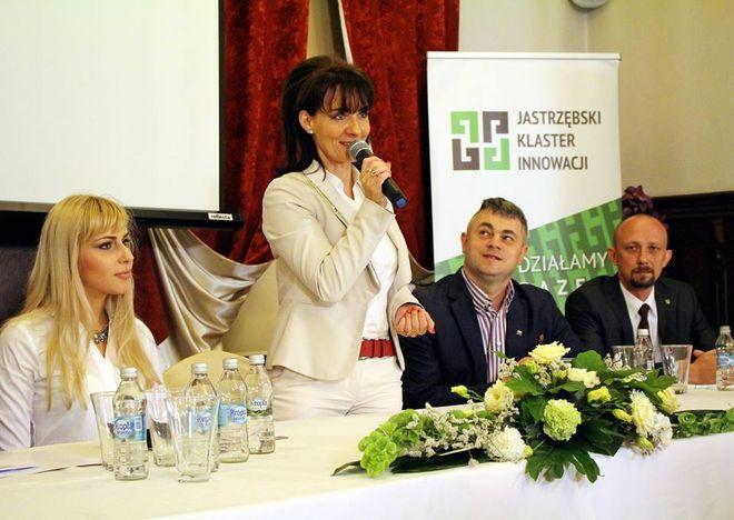 Przedsiębiorcy zamierzają się zintegrować. Powstał Jastrzębski Klaster Innowacji, www.anna-hetman.pl