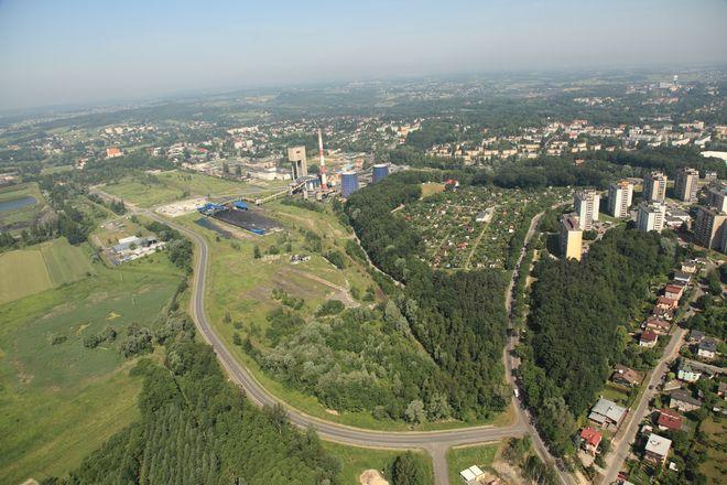 Jastrzębie-Zdrój posiada wiele atrakcyjnych terenów inwestycyjnych