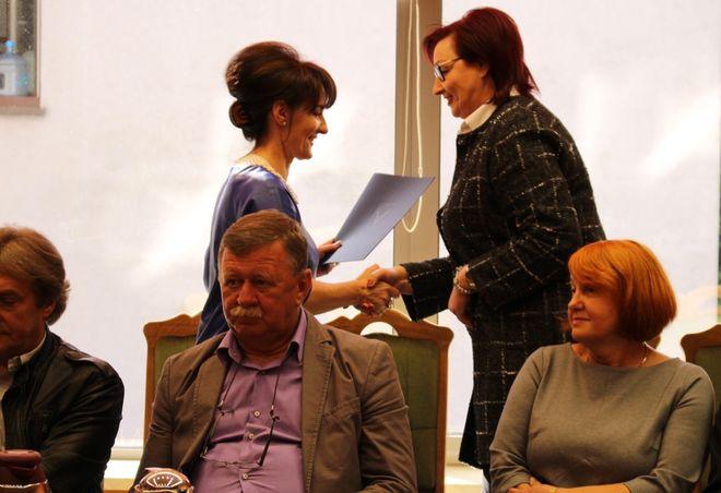 Jastrzębska Rada Biznesu rozpoczęła działalność, Anna Świderska