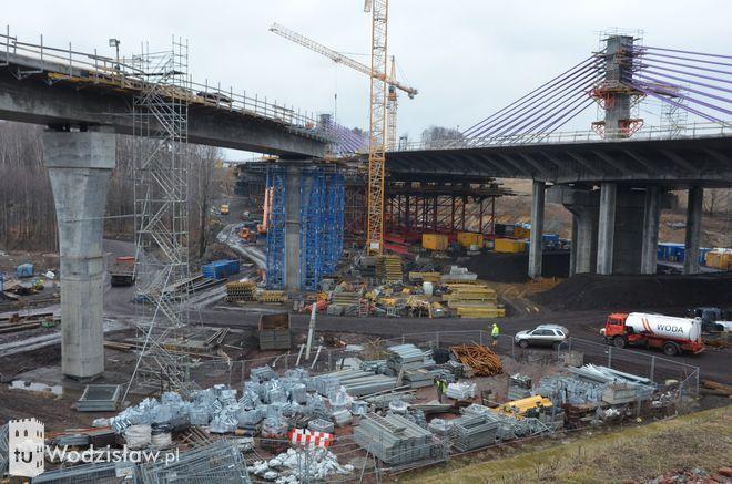 Budowa A1 wstrzymana. Most w Mszanie stwarza zagrożenie, Izabela Grela