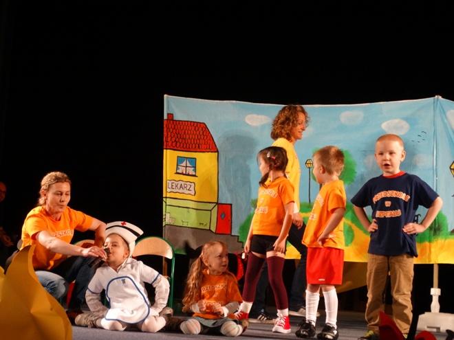 Dzieci z Przedszkola nr 23 najlepsze w konkursie profilaktycznym, materiały prasowe