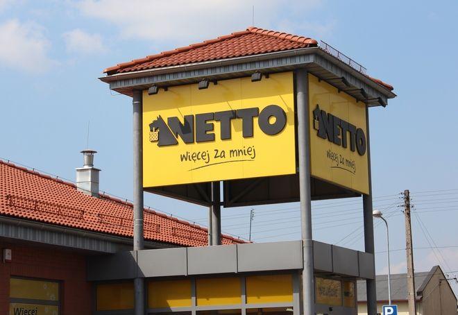 Sieć Netto otworzy w Polsce kolejny sklep