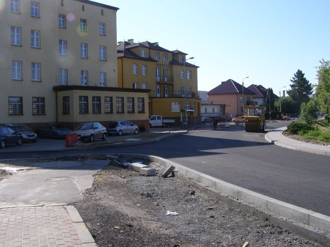 Ulica 11 Listopada w Jastrzębiu-Zdroju