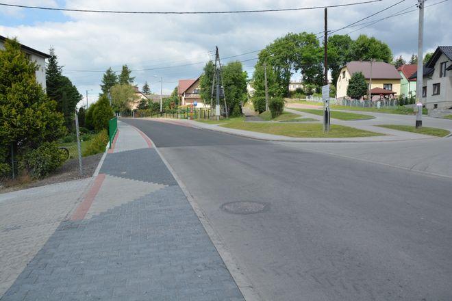 Zakończył się remont ulicy Komuny Paryskiej. Inwestycja pochłonęła ponad 800 tysięcy euro, Robert Cebula