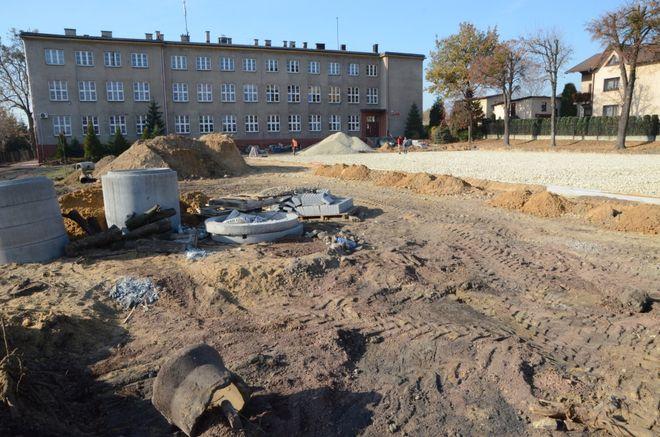 Na terenie miasta powstają nowe obiekty sportowe, Kamil Kordela