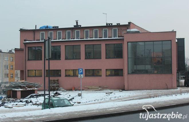 Górnicze Centrum Kultury przechodzi gruntowną modernizację