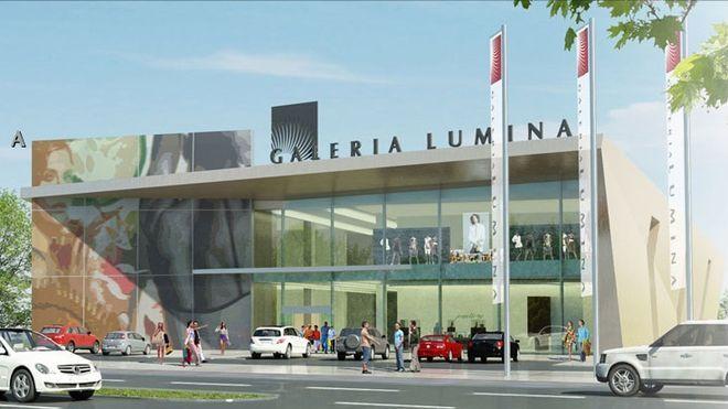 Nieznana przyszłość Galerii Lumina, materiały prasowe