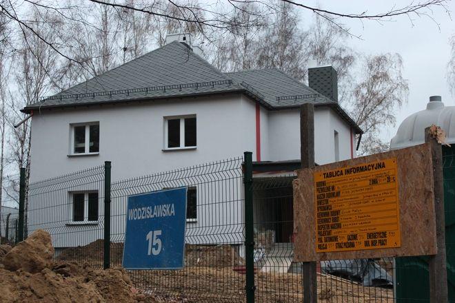 Noclegownia zostanie oddana do użytku dopiero w 2012 roku