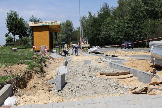 Jedna z głównych ulic zostanie przebudowana, archiwum