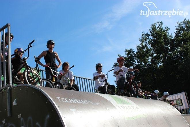 Skatepark stał się prawdziwym hitem