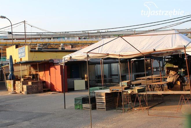 Prawdopodobnie w 2012 roku jastrzębianie w końcu doczekają się remontu targowiska przy ul. Arki Bożka
