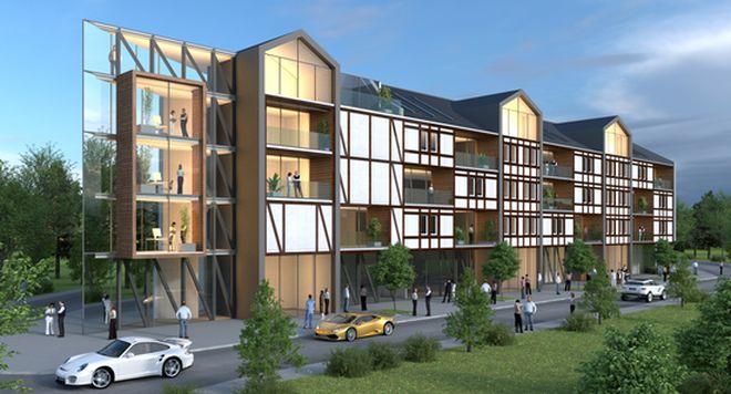 Autorem projektu jest wybitny architekt Wojciech Wojciechowski