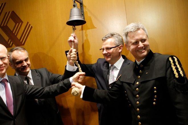 Spółka zadebiutowała na warszawskiej giełdzie 6 lipca 2011 roku.