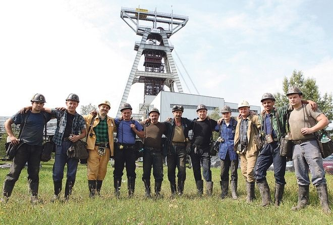 Górnicy bez wolnych sobót i bez podwyżek, Archiwum